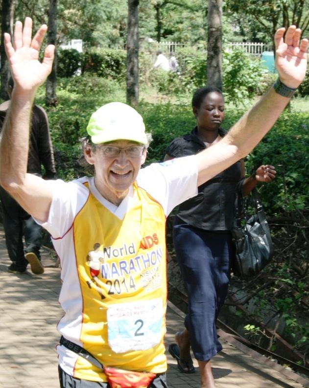 Richard finishing 2014 WAM(2)